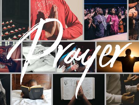 Praying through Lent