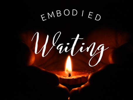 Embodied Waiting