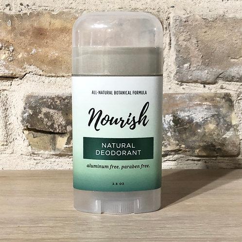 Natural Deodorant (2.5 oz)