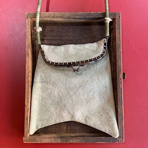 Hartjes Mint Green Crossbody Bag