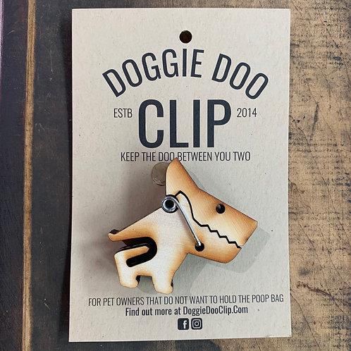 Doggie Doo Clip, Flat/Retractable Leash Edition #14