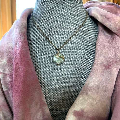 Agate Necklace #2