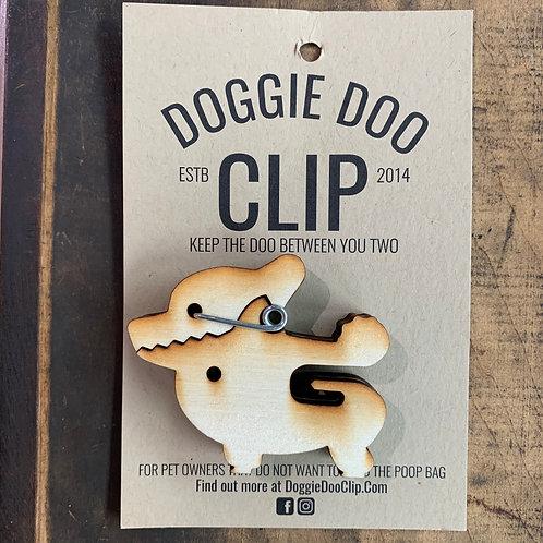 Doggie Doo Clip, Flat/Retractable Leash Edition #12