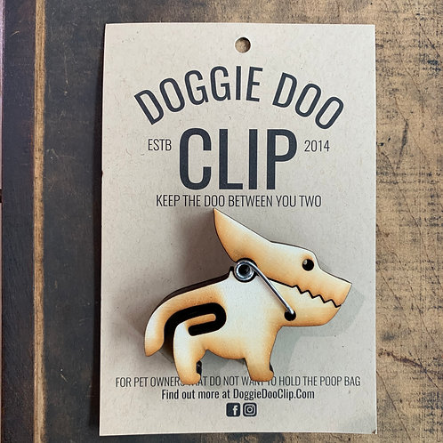 Doggie Doo Clip, Flat/Retractable Leash Edition #3