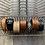 Thumbnail: Tooled Leather Cuff Bracelets