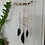 Thumbnail: Marbled Wall Hanging - Three Feathers