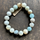 Thumbnail: Infinite Warrior Natural Amazonite Bracelet (10mm)