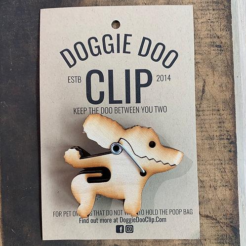Doggie Doo Clip, Flat/Retractable Leash Edition #15