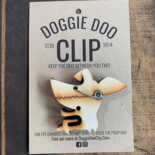 Doggie Doo Clip, Flat/Retractable Leash Edition #7