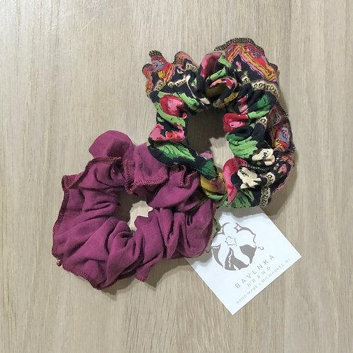 BAVLNKA Scrunchies