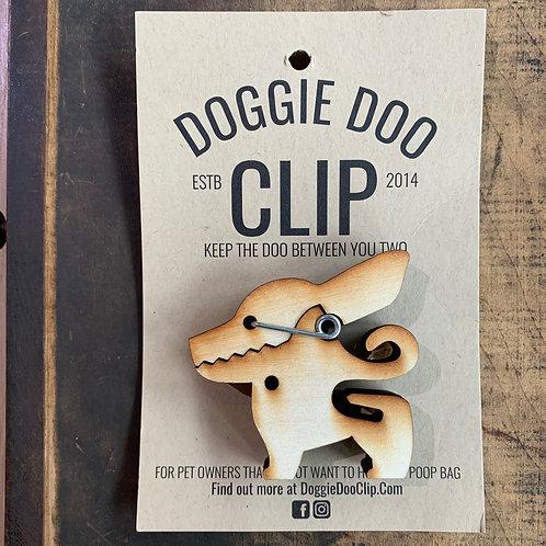 Doggie Doo Clip, Flat/Retractable Leash Edition #1
