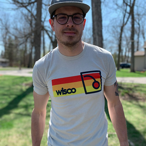 WISCO Old Fashioned T-Shirt
