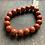 Thumbnail: Infinite Warrior Red Jasper Bracelet