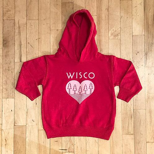 WISCO Roots Children's Hoodie