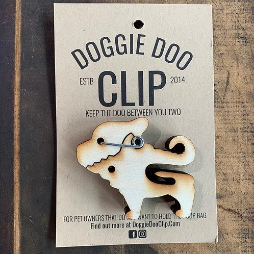 Doggie Doo Clip, Flat/Retractable Leash Edition #2