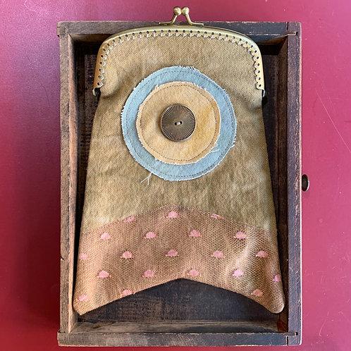 Hartjes Boho Clasp Clutch Bag
