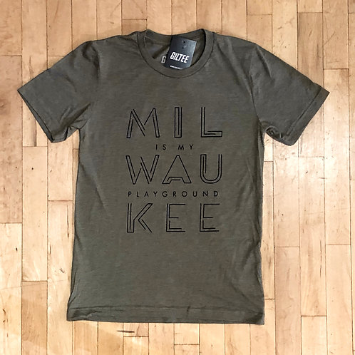 The Milwaukee Pipeline T-Shirt