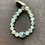 Thumbnail: Infinite Warrior Faceted Prehenite Bracelet