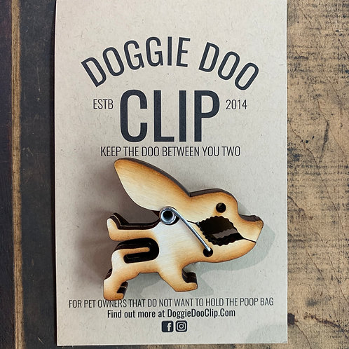 Doggie Doo Clip, Rope Leash Edition #17