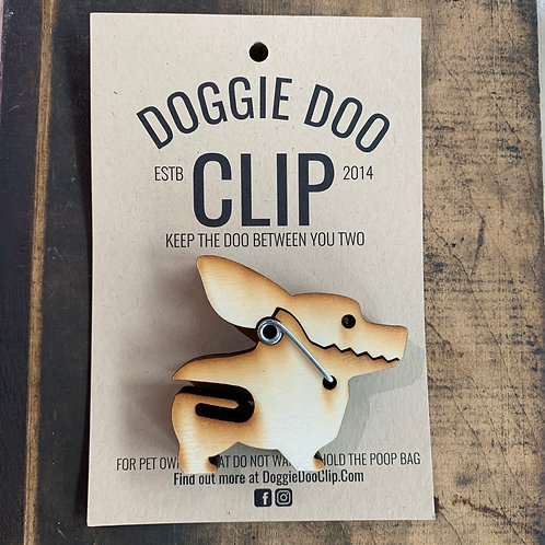 Doggie Doo Clip, Flat/Retractable Leash Edition #13