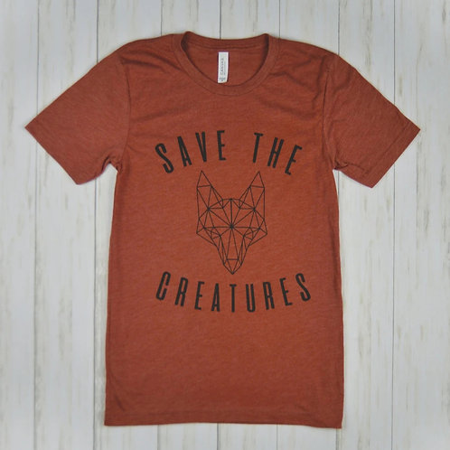 Save the Fox T-Shirt