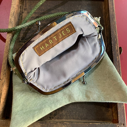 Hartjes Mint Green Crossbody Bag
