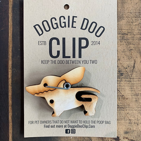 Doggie Doo Clip, Flat/Retractable Leash Edition #8