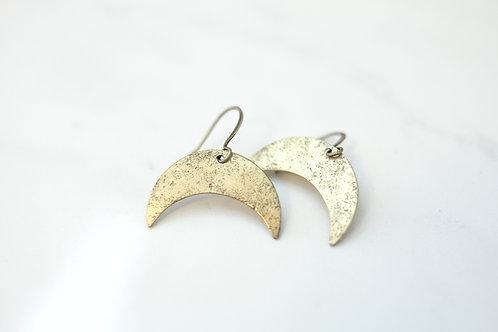 Dani | Crescent Earrings