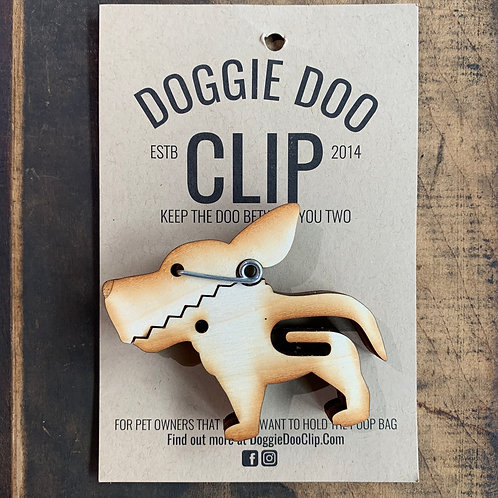 Doggie Doo Clip, Flat/Retractable Leash Edition #6