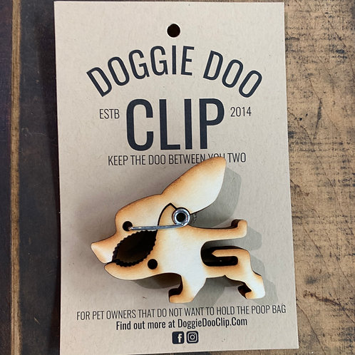 Doggie Doo Clip, Rope Leash Edition #21