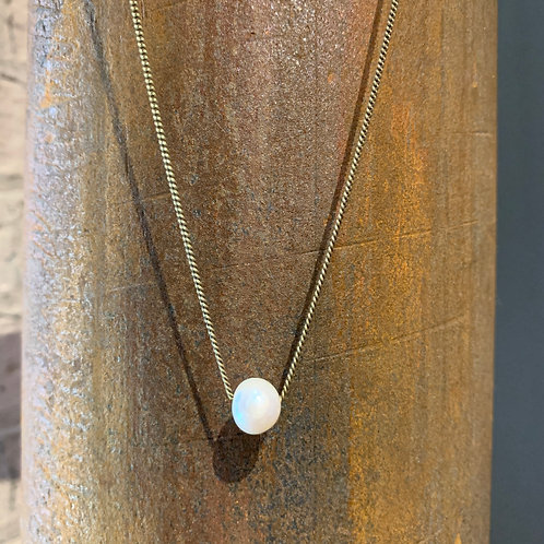 Phoebe | Natural Pearl Necklace