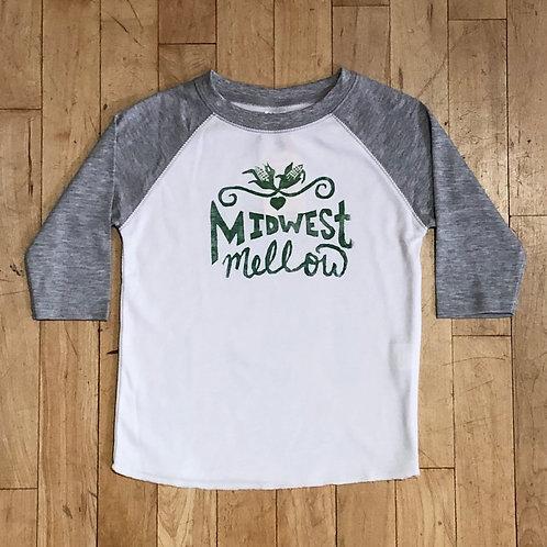 Midwest Mellow Baseball T-Shirt