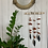 Thumbnail: Terracotta Wall Hanging - Three Feathers