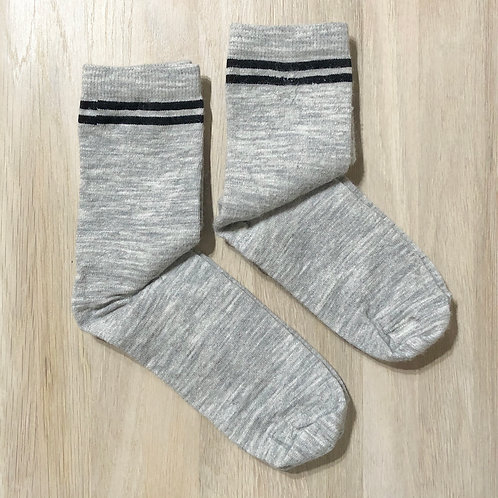 Alpaca Simple Rugby Socks