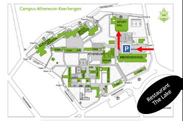grondplan campus atheneum bewegwijzerd.p