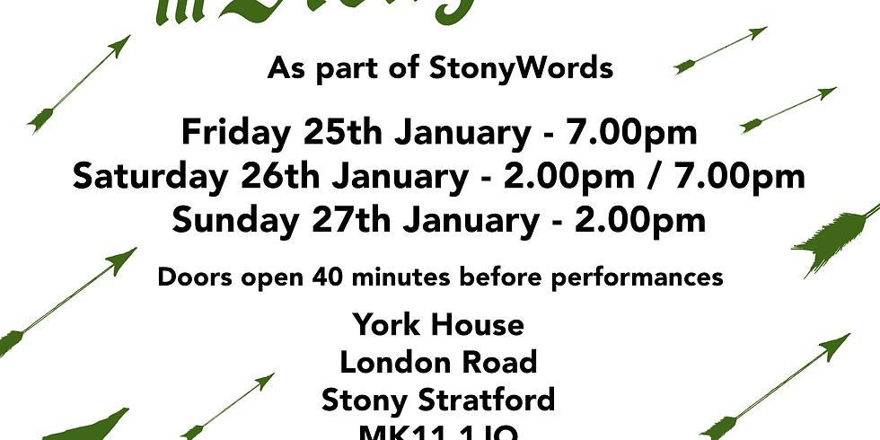 Robin Hood in Stonyland 2019 - Evening