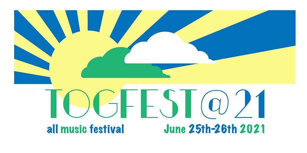 Togfest @21