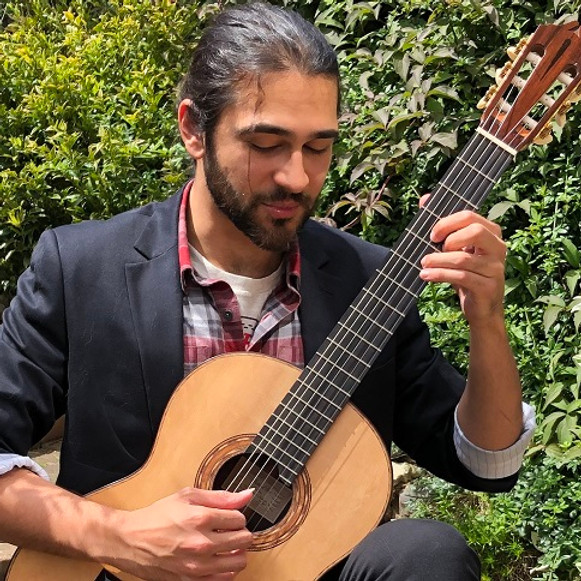A Summer Evening Concert of Classical, Spanish and South American Music with Don Perera