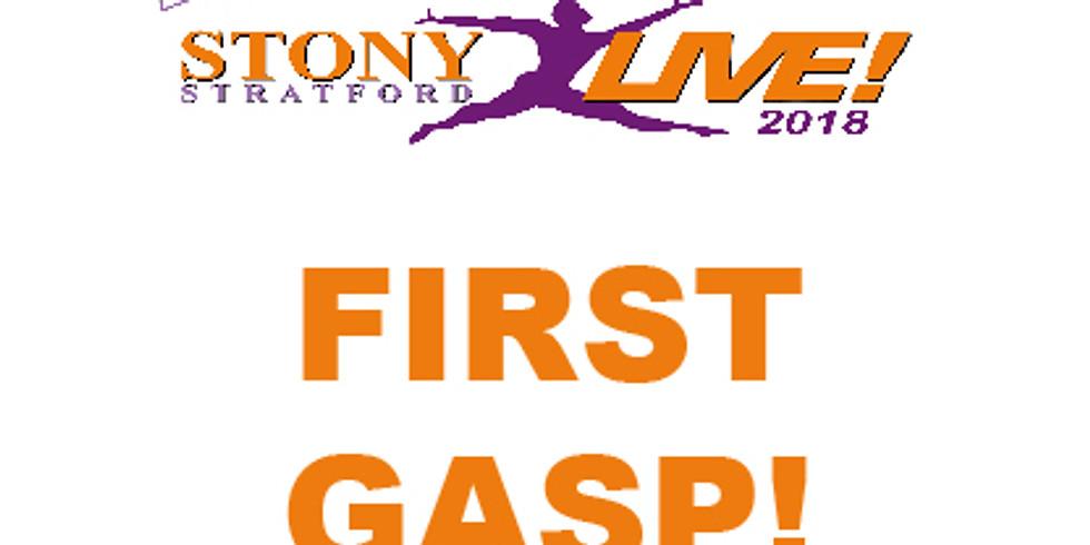 StonyLive! First Gasp