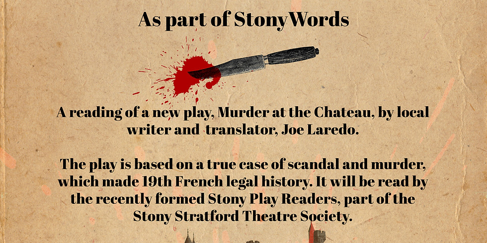 Murder at the Chateau
