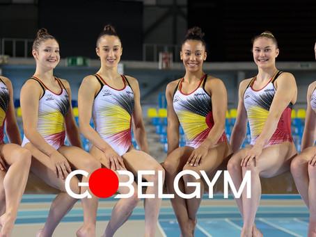 Gympies Olympisch - Lisa geselecteerd!