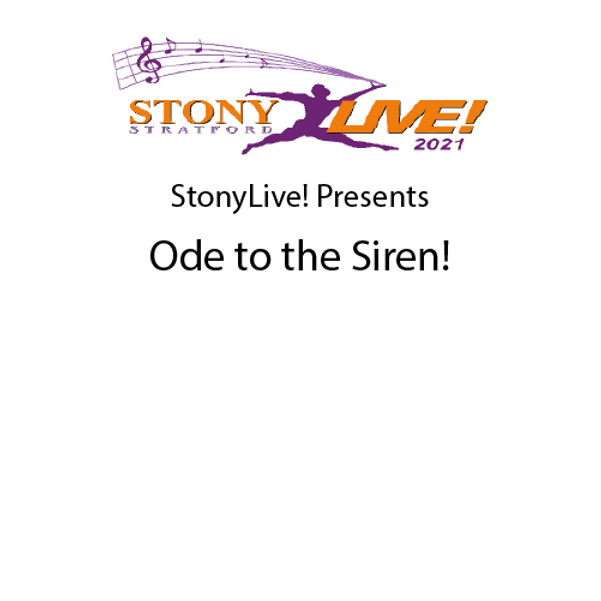 StonyLive! presents 'Ode To The Siren: a celebration of the Female Voice'