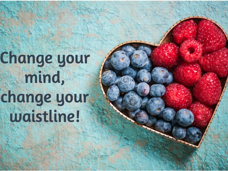 Change Your Mind, Change Your Waistline
