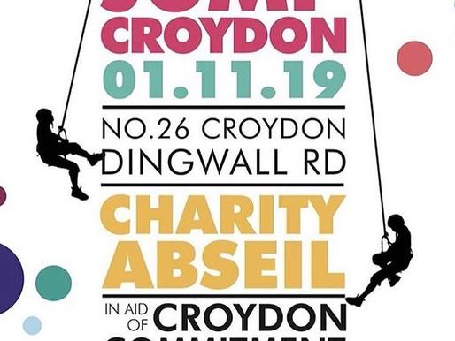 Croydon Commitment Abseil.