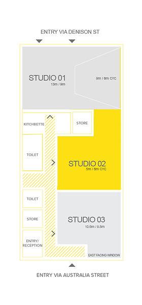 Photography Studio Hire Sydney | CYC Photography Studio
