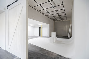 cyc, studio 2, studio hire, sydney, the white space, 210 sqm 1st floor studio Large cyclorama, 4.1-4.6m ceiling height All white interior, Air-Conditioned Blockout curtain, Large sitting lounge, free wifi