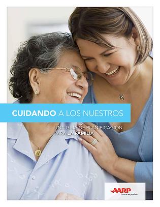 Prepare-to-care-guide - spanish - Cover