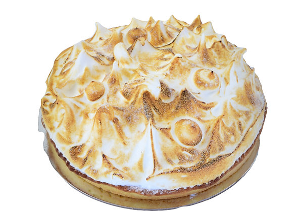 "Lemon Meringue Tart 10"" (L)"