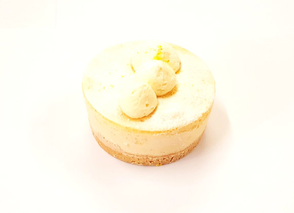 Classic New York Vanilla Cheesecake GF (L) 2pc