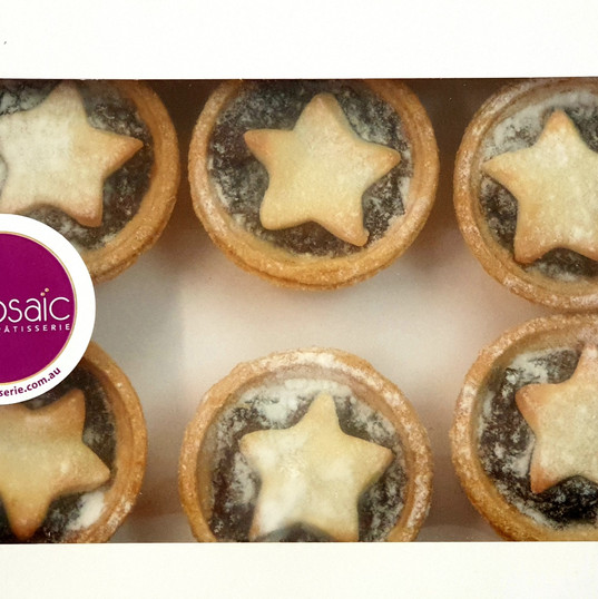 Baby Mince Pies 6 pack